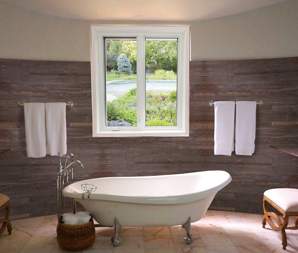 Rivestimenti In Legno Da Parete rework | rivestimenti in legno, bagni classici, sala da bagno