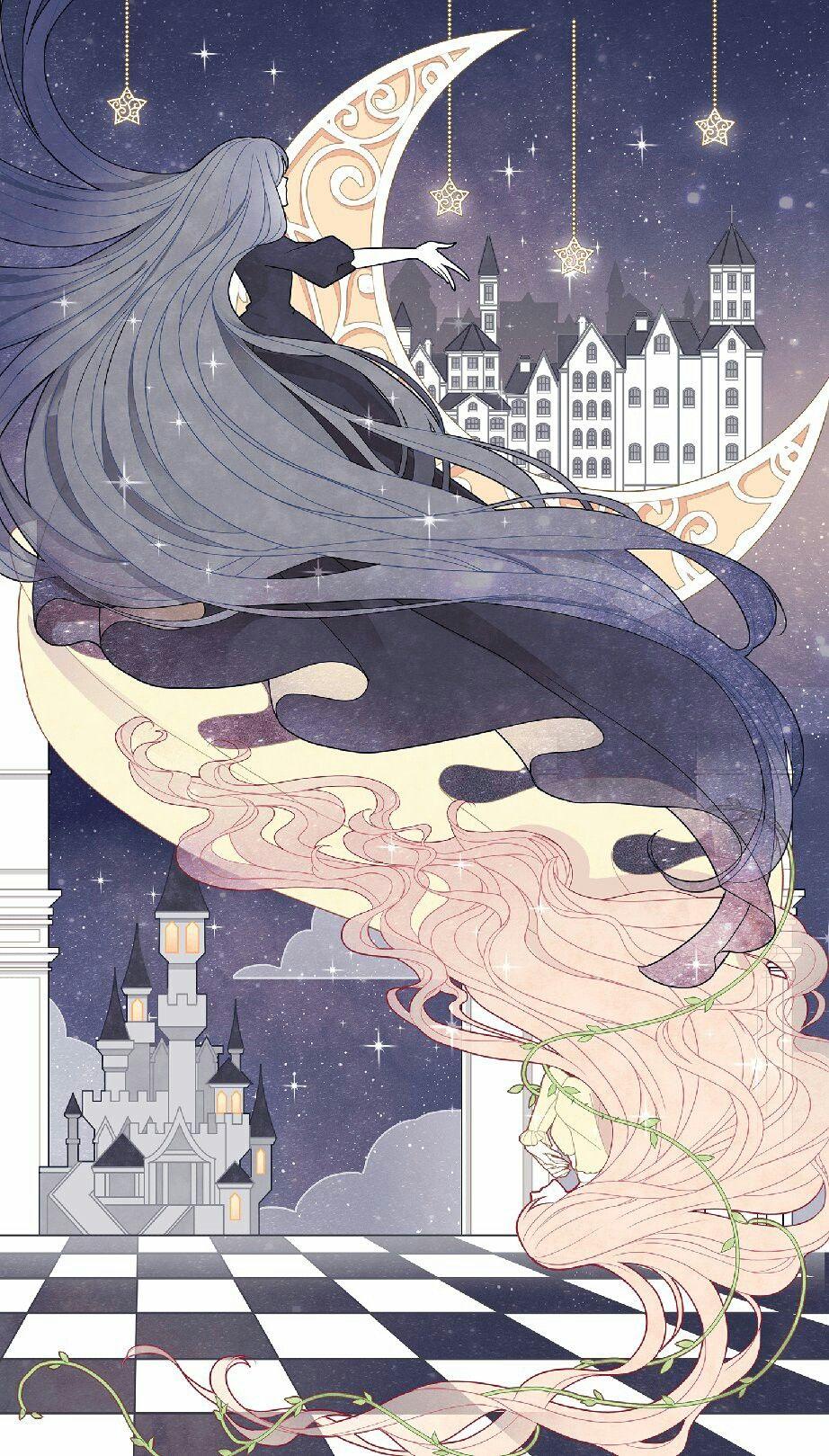 Cre Love Nikki Dress Up Queen Karya Seni Fantasi Ilustrasi Seni Anime