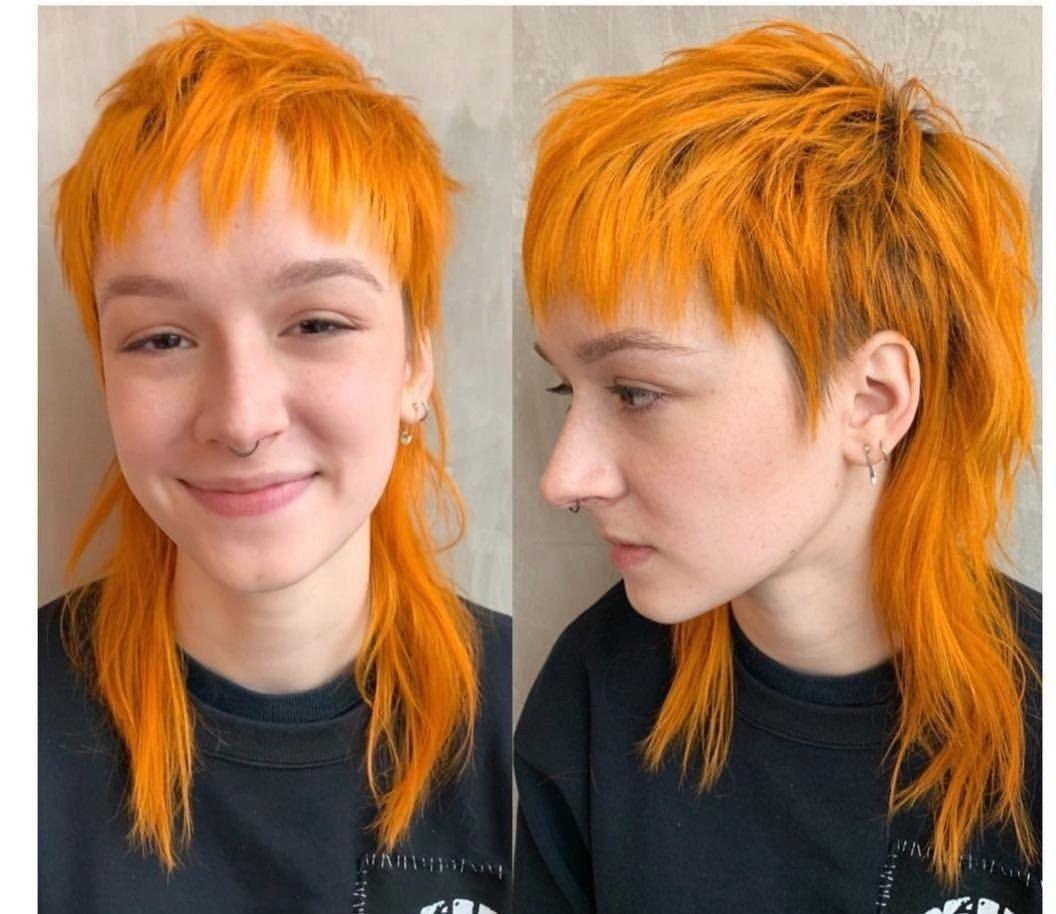 Alternative Hair, Punk Hair, Mullet