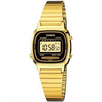 e64c957a5746 Reloj Casio LA670WGA-1 Dama Retro-Vintage