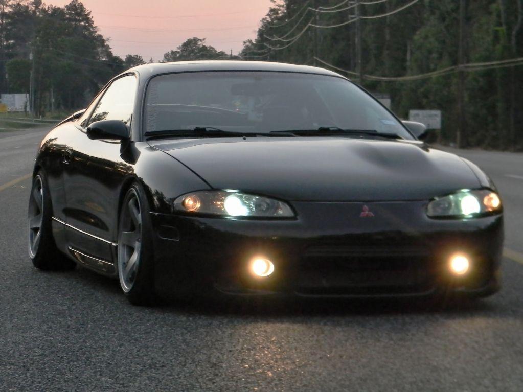 1998 Gst Eclipse 2 Turbo Mitsubishi Mitsubishi Gst Dr Eclipse 1998
