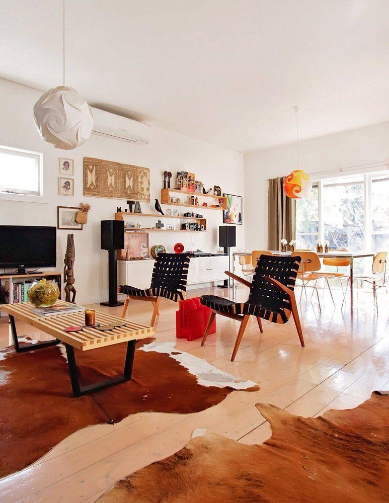 Mariana & Mark\'s Artistic Melbourne Home | Decoración