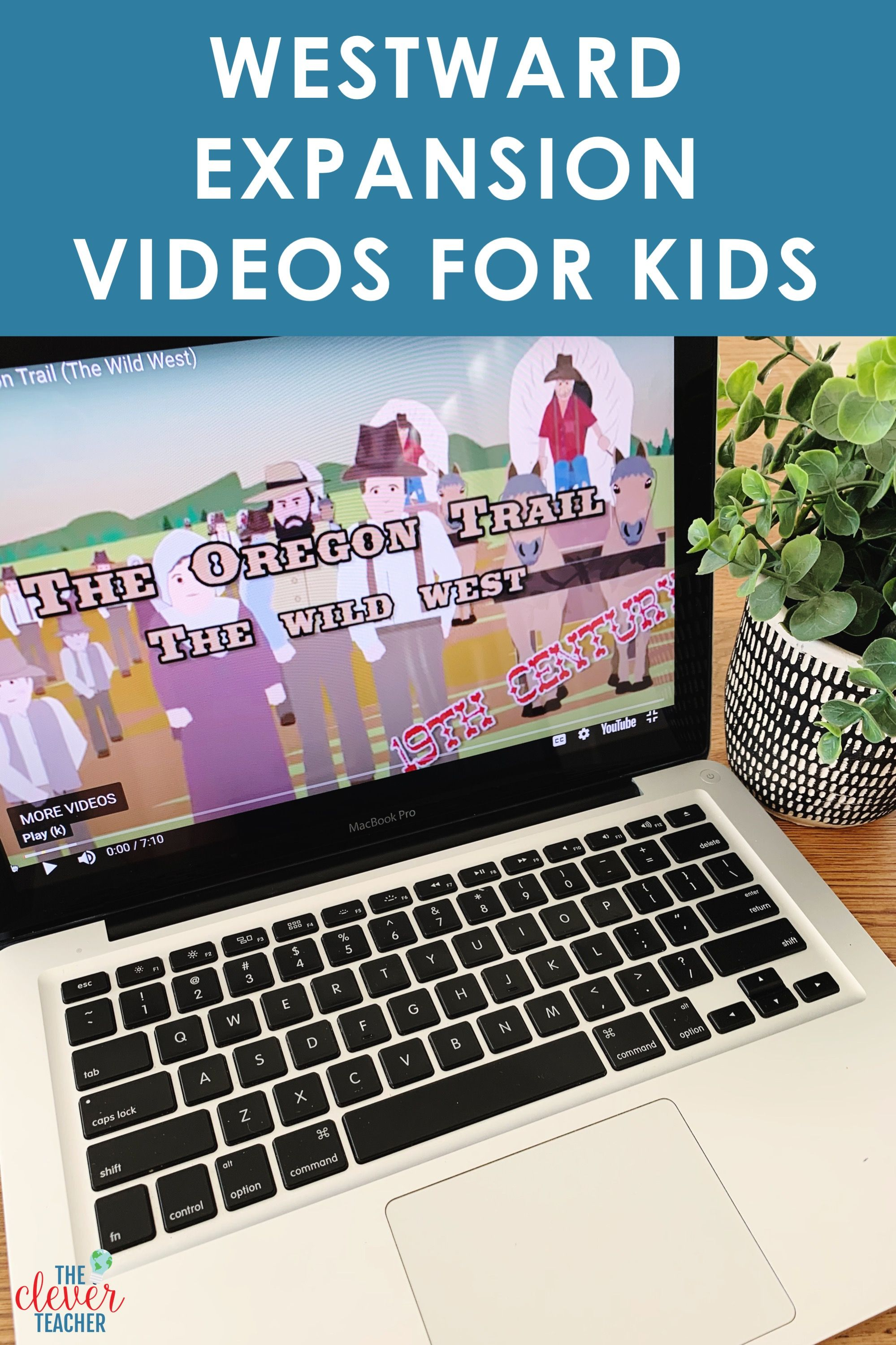 5 Westward Expansion Videos For Kids