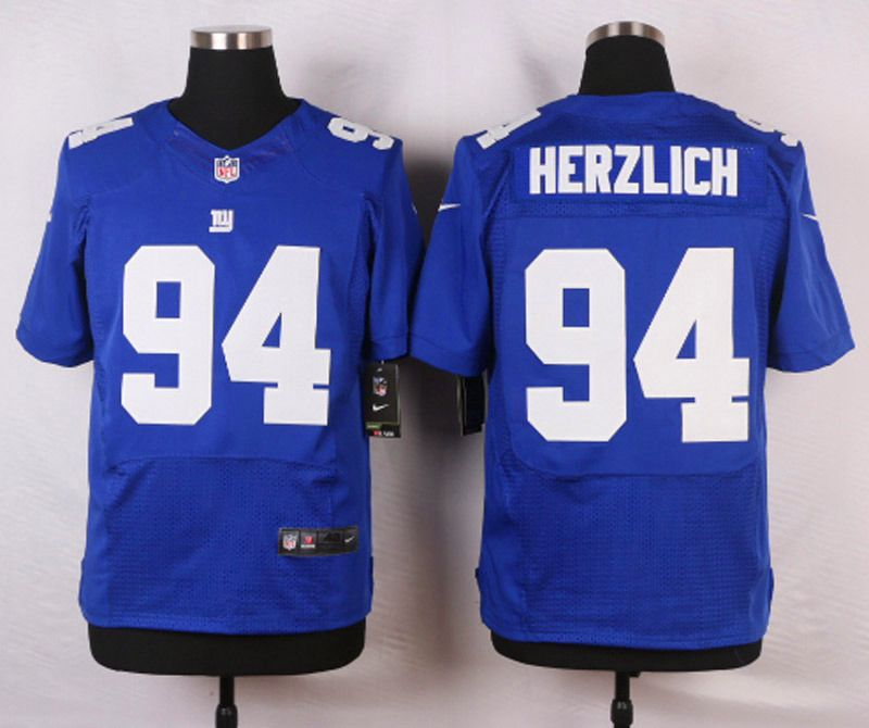 ... mark herzlich royal blue team color nfl elite jersey fc253 5f166 best  price kyle lauletta new york giants mens elite vapor untouchable nike  jersey white ... 7fd21d539
