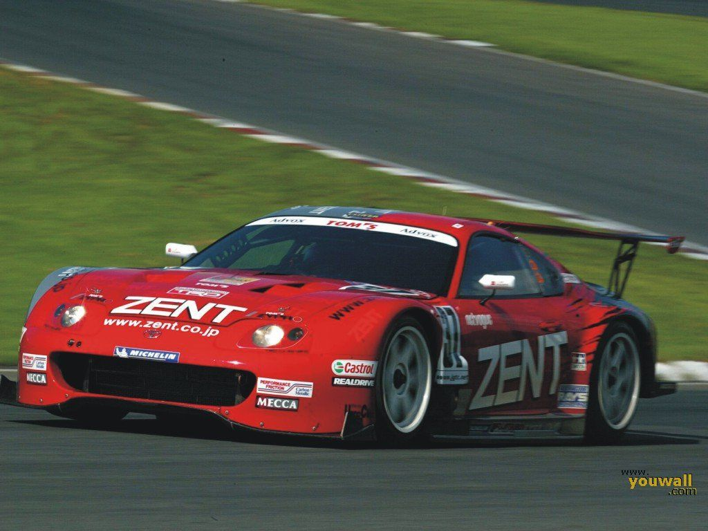 Trd Toyota Supra Race Car Via My Ideas