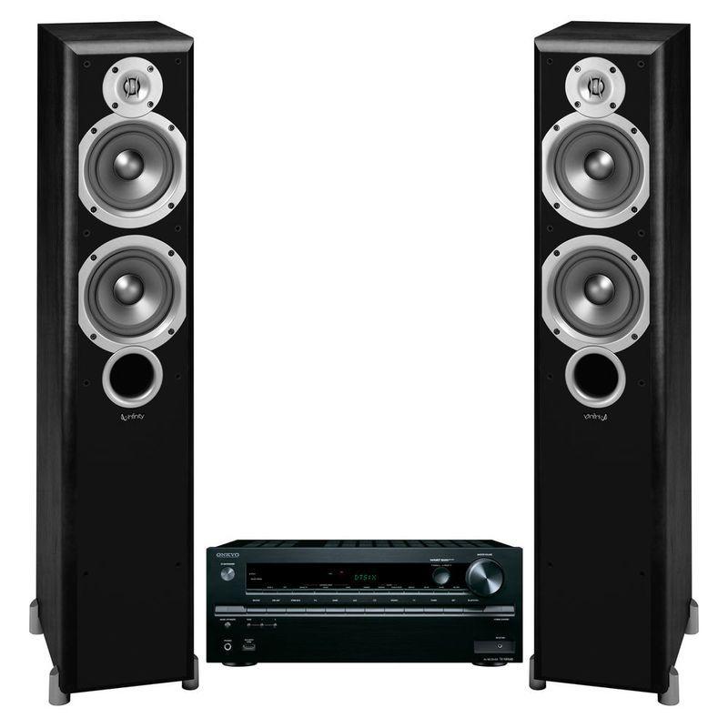 #Onkyo TXNR646 7.2 Channel w/ Infinity #Primus P253 #FloorstandingSpeakers (Black) http://www.ebay.com/itm/Onkyo-TXNR646-7-2-Channel-w-Infinity-Primus-P253-Floorstanding-Speakers-Black/351649501908?hash=item51dff192d4