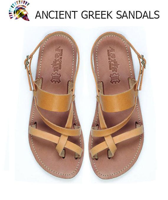 064c7b7d80645 Unisex Greek Sandals Hand Made In Cyprus From Best Quality Genuine ...