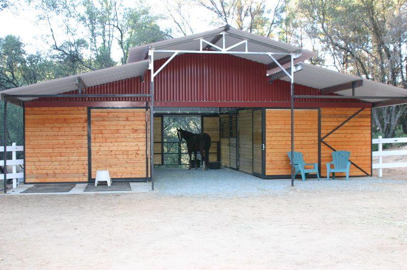 Barn Specials Beautiful Horse Barns Barn Living Barn