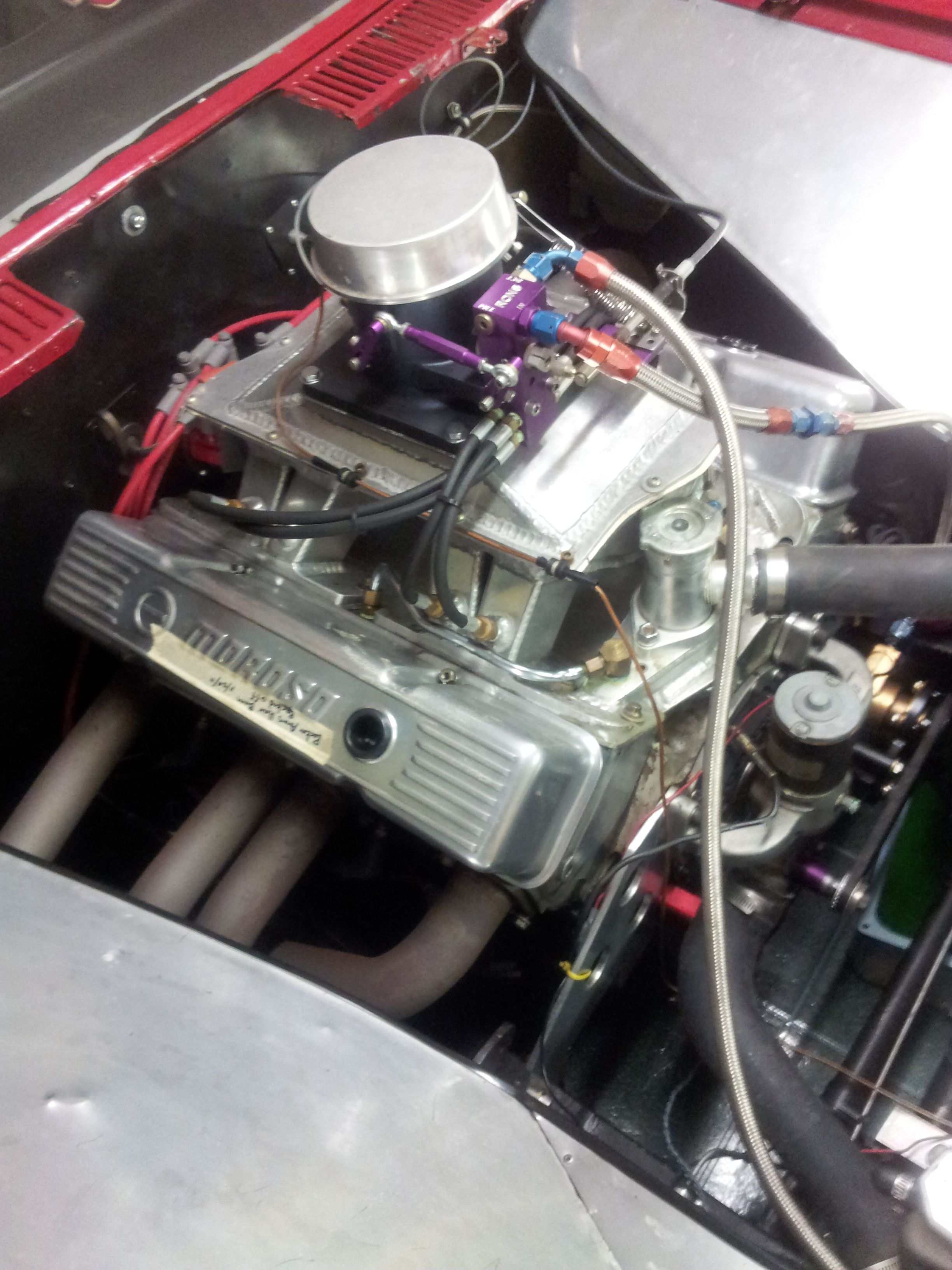 MY 1980 Chevy Monza   runs 8 60, 155mph in quarter!! Has a