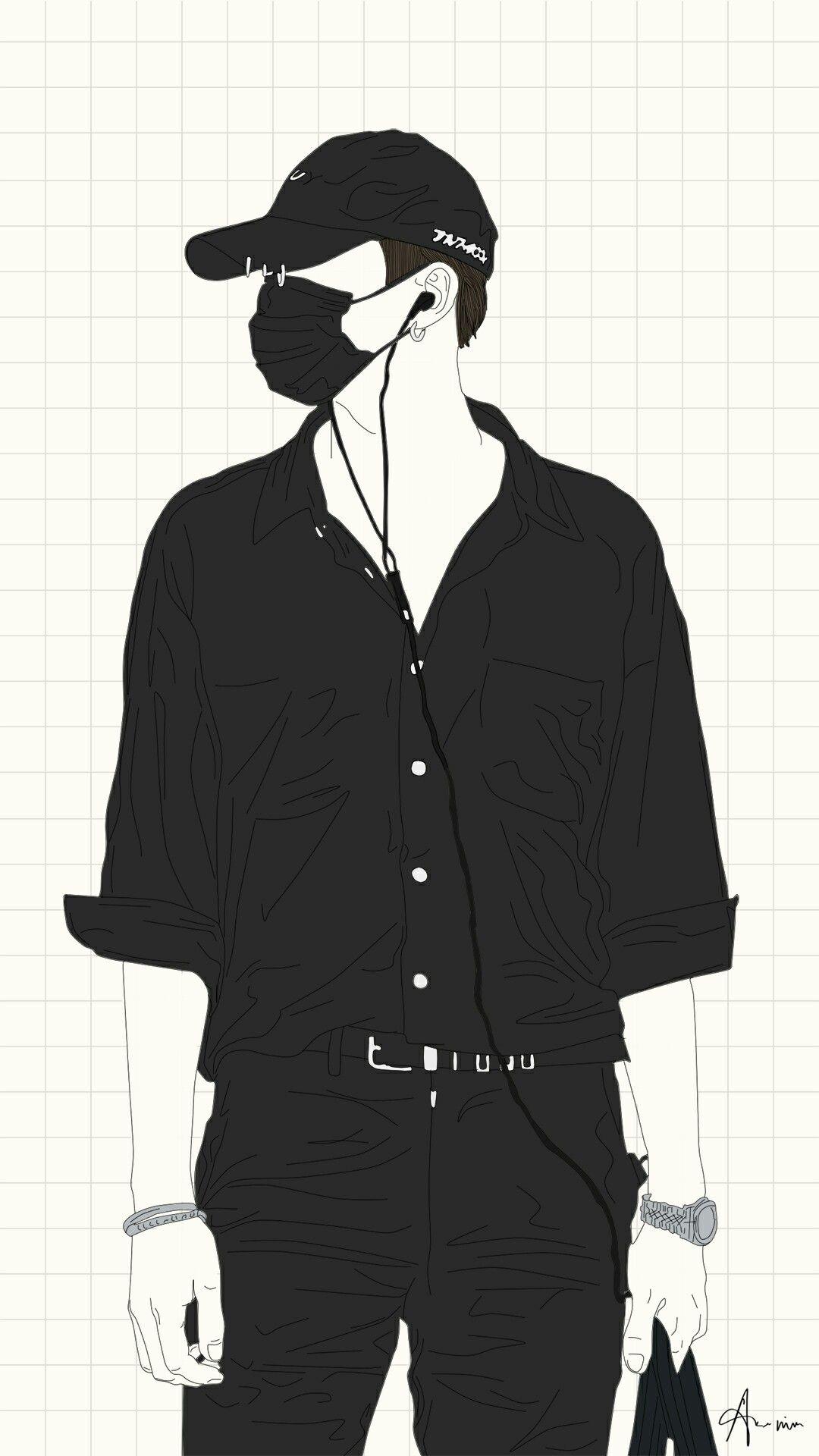 Pin by Tran Trang on Bts Pinterest BTS, Fanart and Kpop