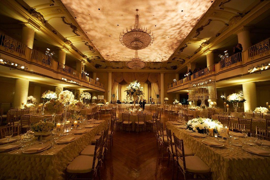 Philip Gabriel Photography Grand Ballroom Wedding Hyatt At The Bellevue Philadelphia Weddings