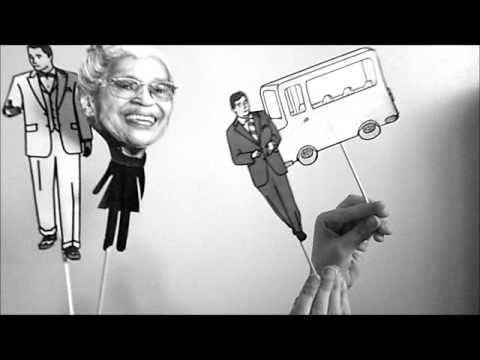 Julie Christal y Celia Rosa Parks