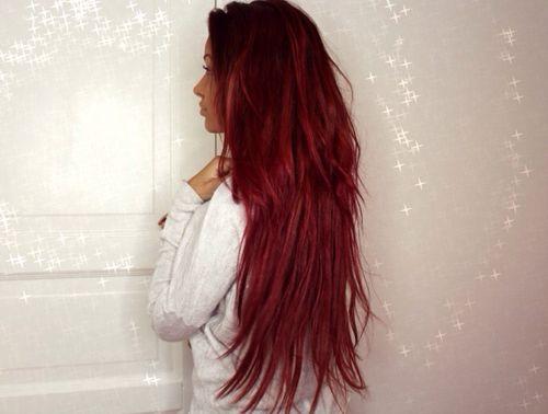deep red hair tumblr wwwpixsharkcom images galleries