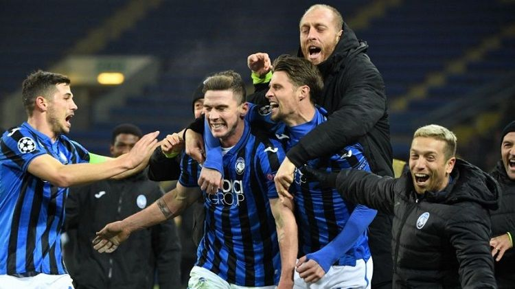 Keajaiban Liga Champions Malam Bersejarah Atalanta Bolatoday Net Situs Berita Bola Terkini Info Bola Akurat Valencia Zagreb Manchester City