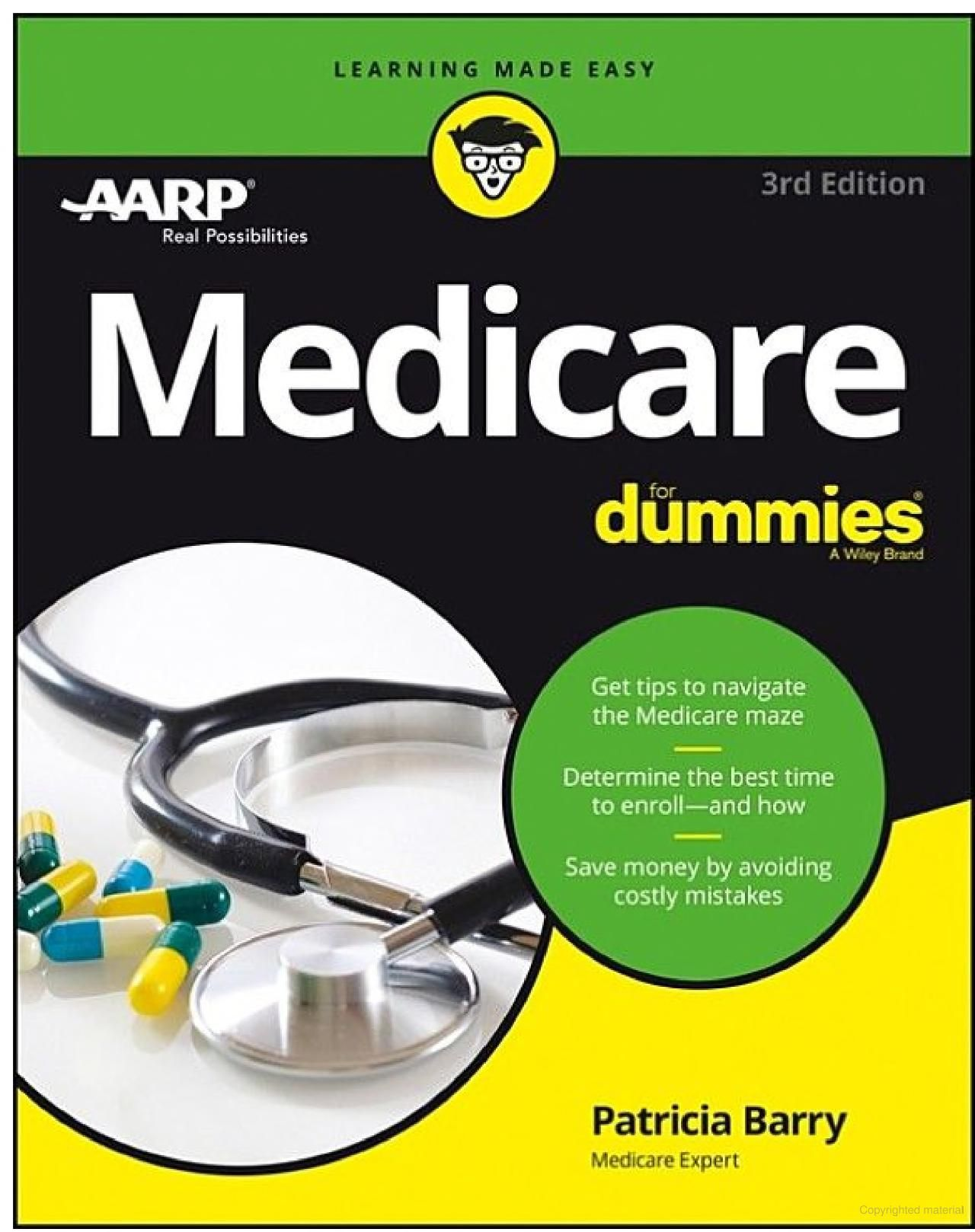 Medicare For Dummies Patricia Barry Google Books