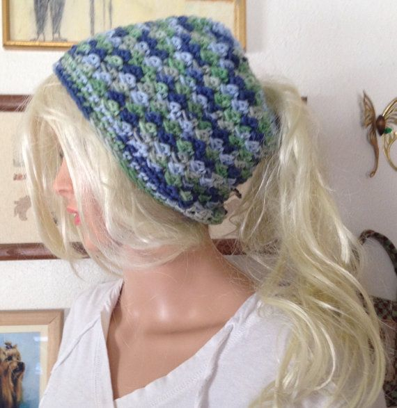 Pony Tail Hat-Messy Bun Hat-Crochet-Toddler 1-3 Years-Kids Hat #kidsmessyhats Pony Tail Hat-Messy Bun Hat-Crochet-Ladies-Teen Girls-Ready to #kidsmessyhats