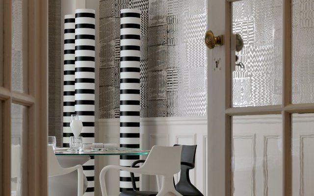 Rénovation d\u0027un appartement haussmannien - Gisèle Pauze, décoratrice