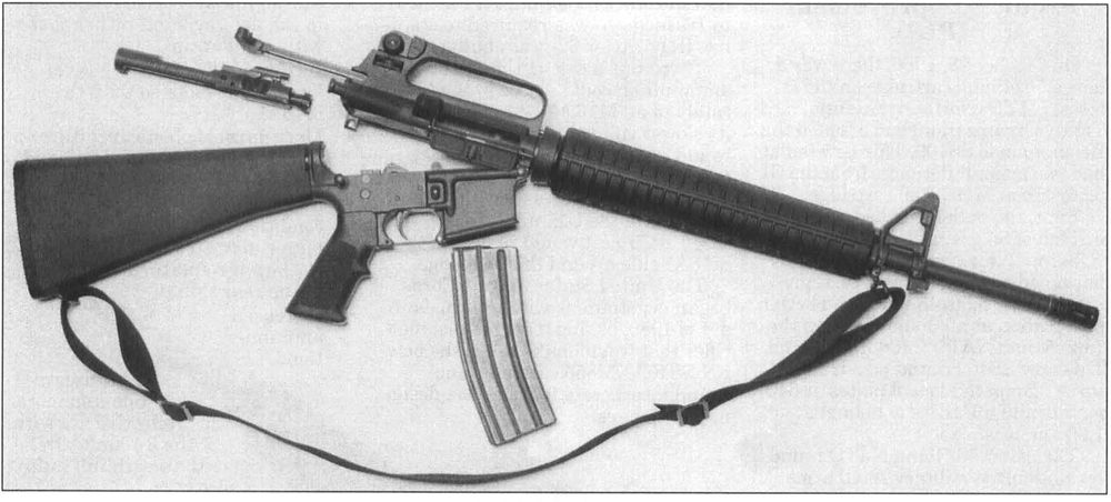 The AR-15/M16: The rifle that was never supposed to be | m16