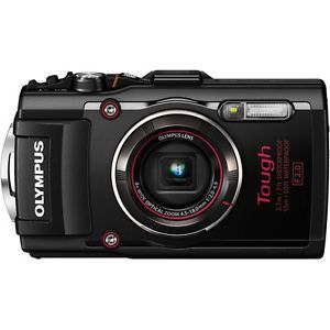 Buy Olympus Stylus TOUGH TG-4 Digital Camera  Black (NEW)
