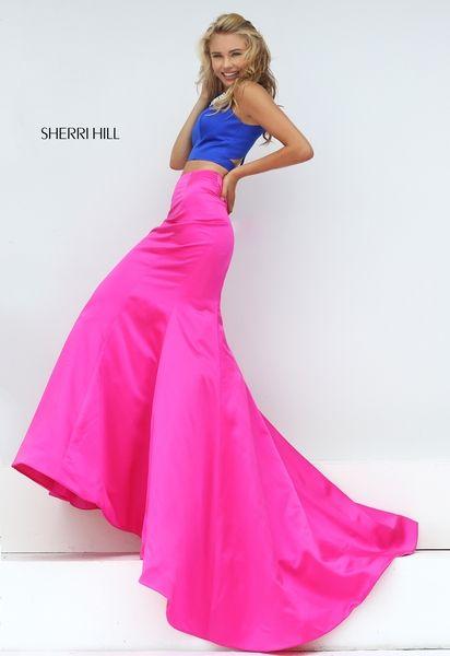 SHERRI HILL 50120. Sherri Hill Prom DressesDanceStitchGownsSatin ...