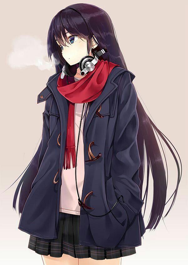 Pin Oleh Mr Jack Th Di Anime Ilustrasi Gadis Musik Anime Gadis Manga