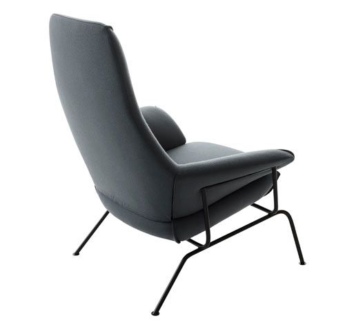 Hai Lounge Chair By Luca Nichetto For One Nordic Furniture Company   Design  Milk