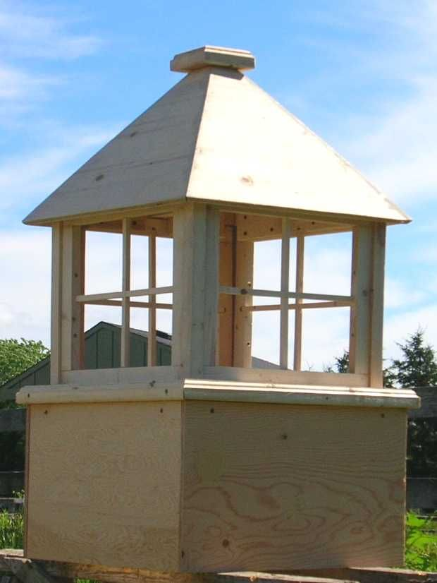 Free Cupola Design Plans | reno ideas | Pinterest | How to build ...