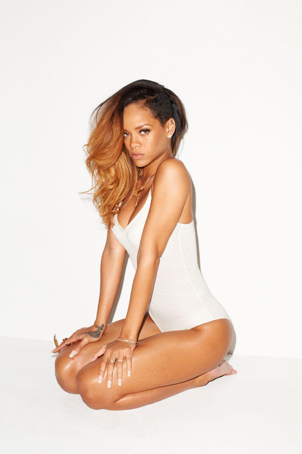 terry richardson Rihanna