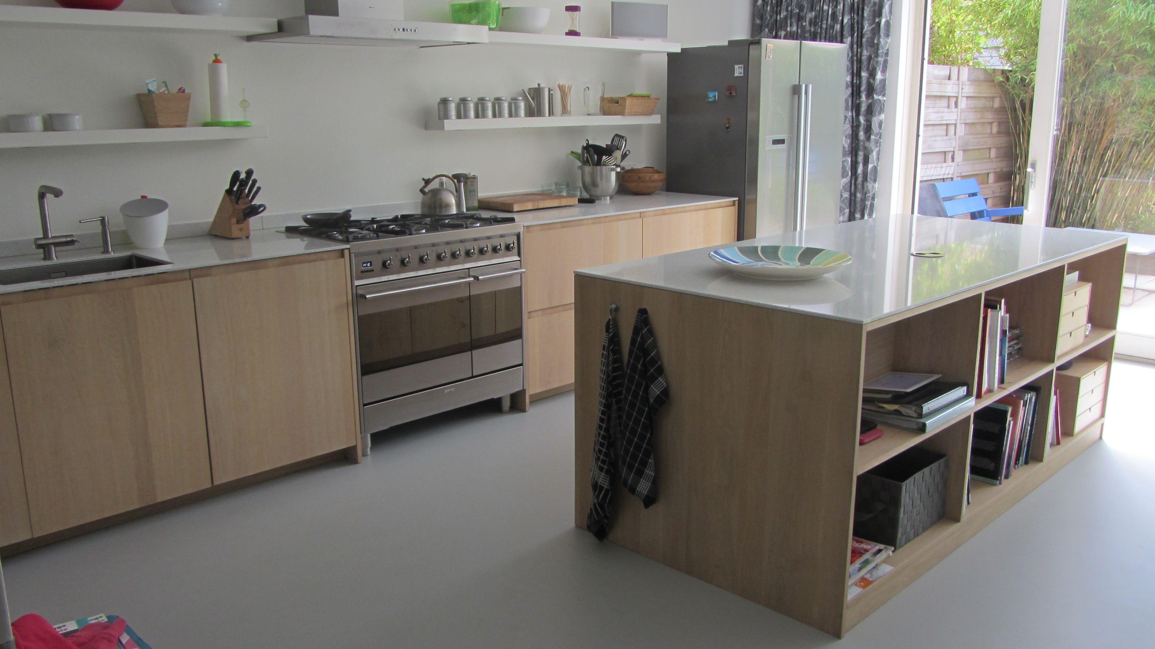 Witte Eiken Keuken : Eiken keuken van restylexl als u voor een originele eiken keuken gaat