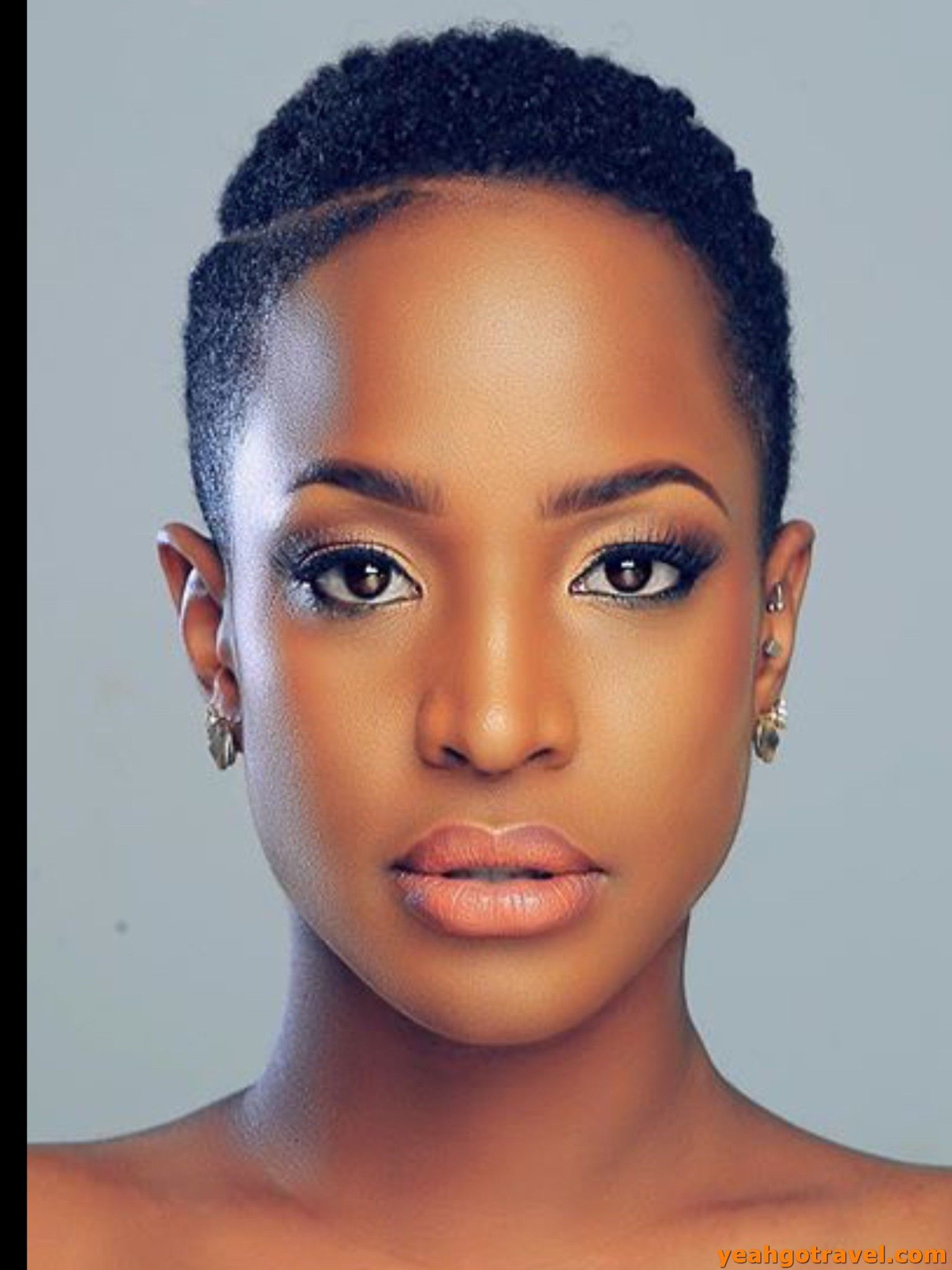 Pin on Short Afro Hairstyles