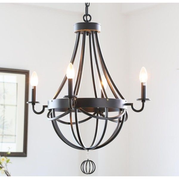 American country style antique wrought iron paint chandelier witho american country style antique wrought iron paint chandelier witho 225 mozeypictures Gallery