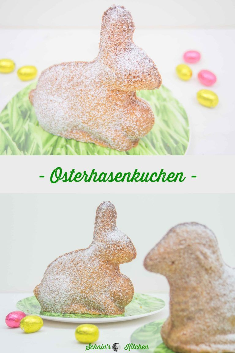 Osterhasen backform