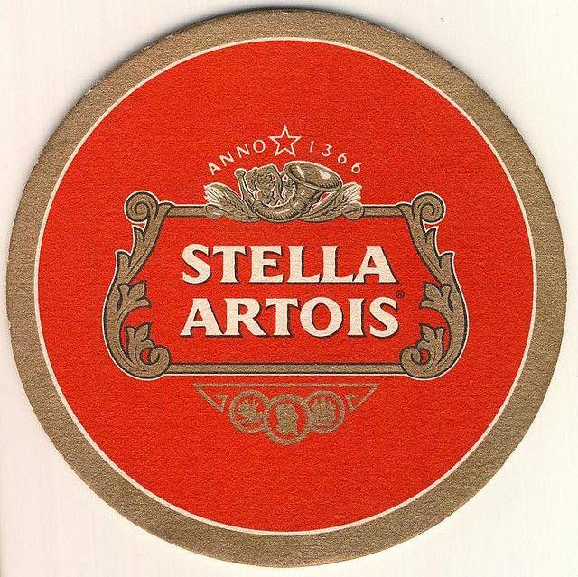 """SOUS-BOCK ANCIEN /""""STELLA ARTOIS/"""""""