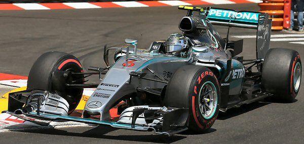 MERCEDES  F1 W06