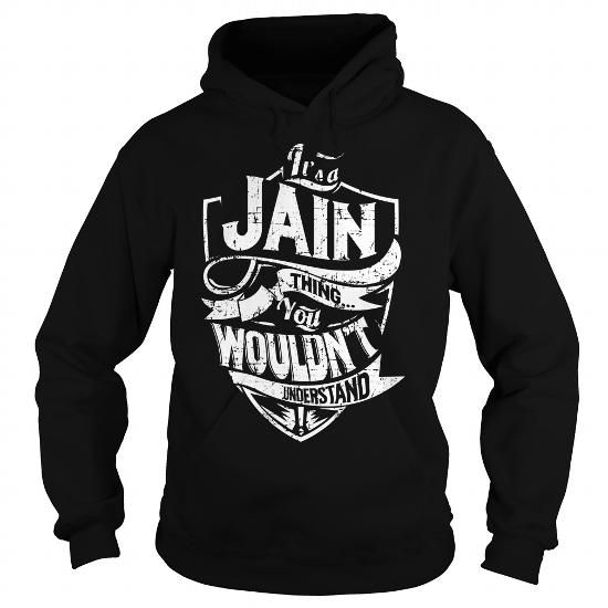 Cool It is a JAIN Thing - JAIN Last Name, Surname T-Shirt T-Shirts