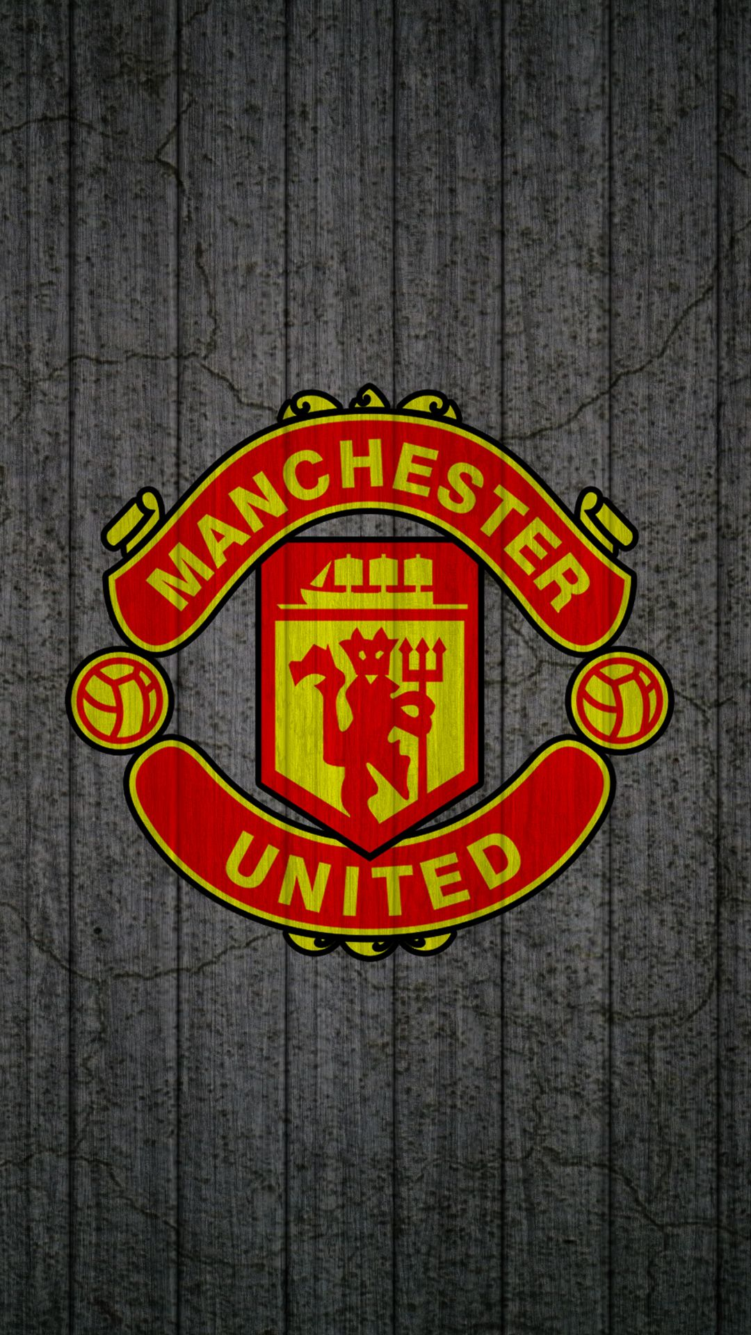 Apple IPhone 6 Plus HD Wallpaper – Manchester United Logo