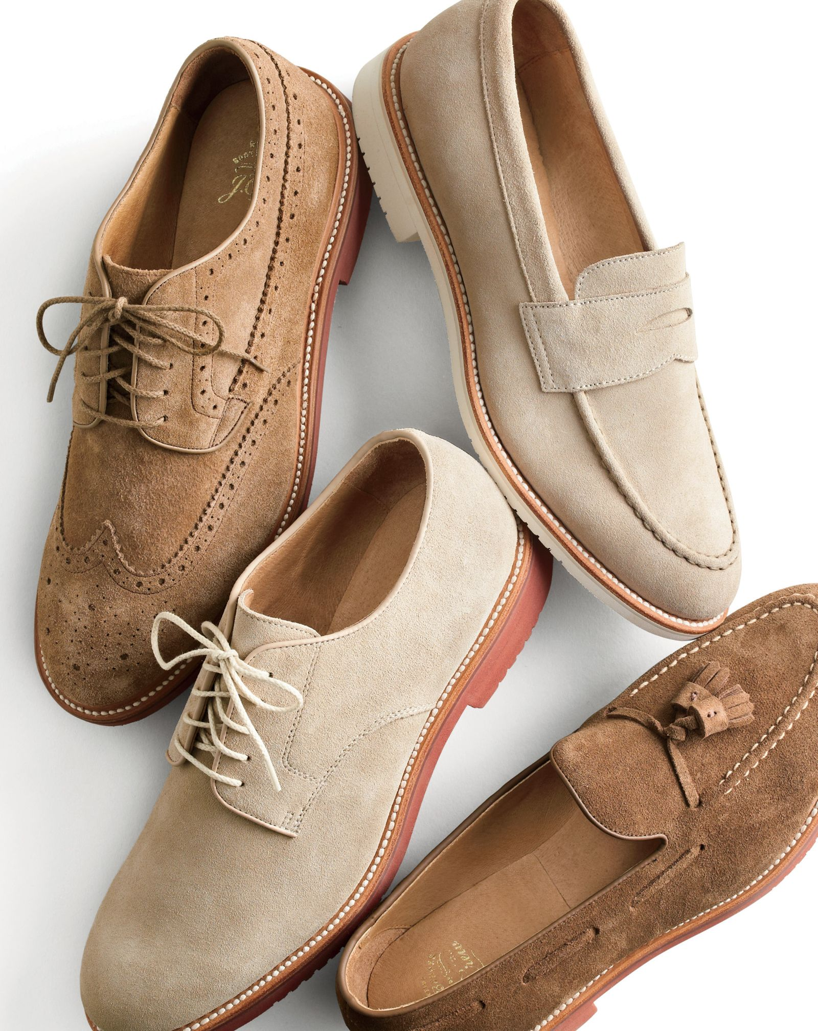 MAY '15 Style Guide: J.Crew men's wing tip, penny loafer ...