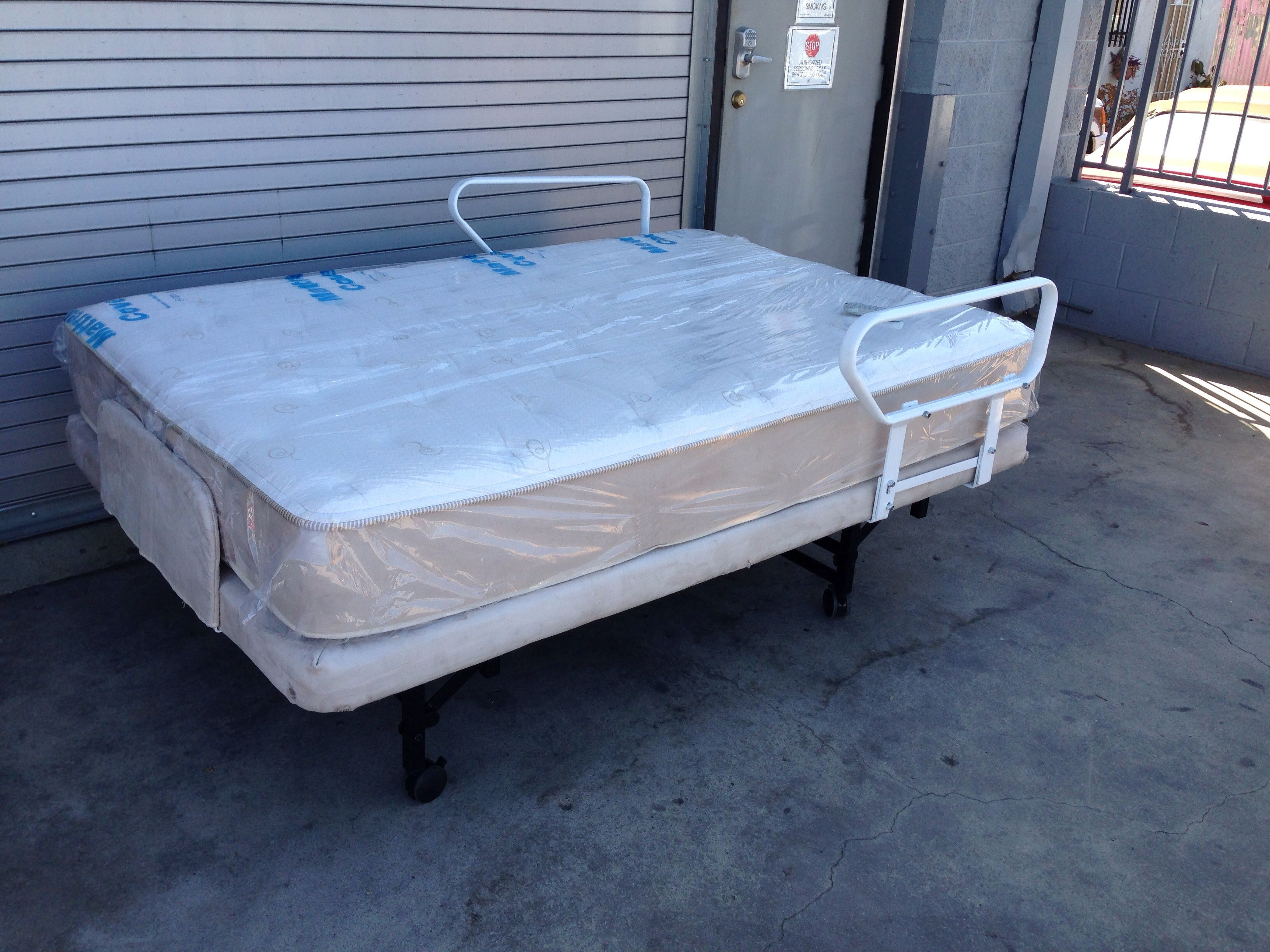 FlexABed 185 HiLow Series With Innerspring Mattress