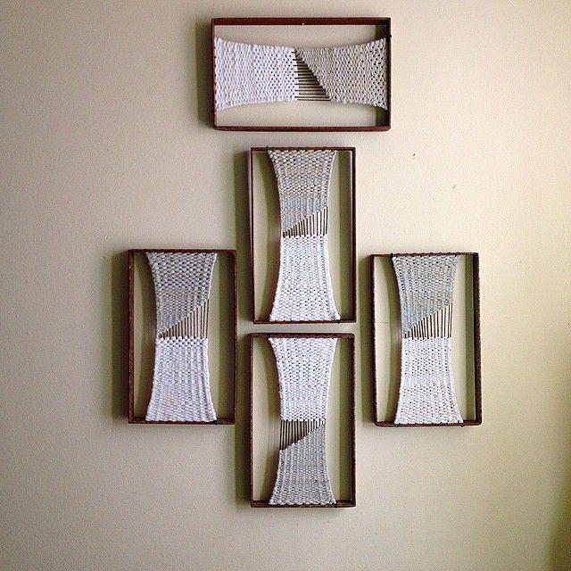 Weavings for UO.