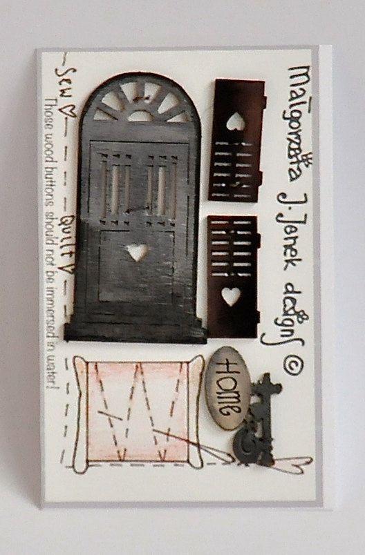 Wood buttons hand painted Quilt buttons wood von MJJenekdesigns ... : quilt buttons - Adamdwight.com