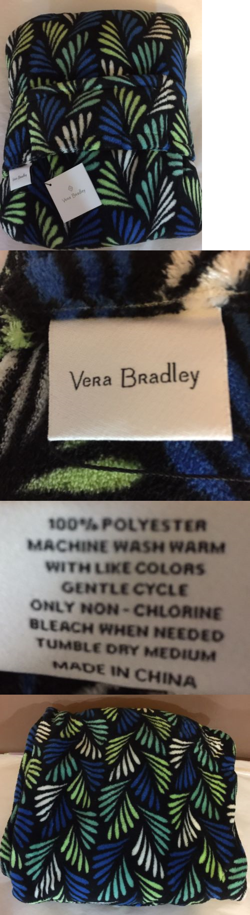 Other womens accessories vera bradley bandana fans throw