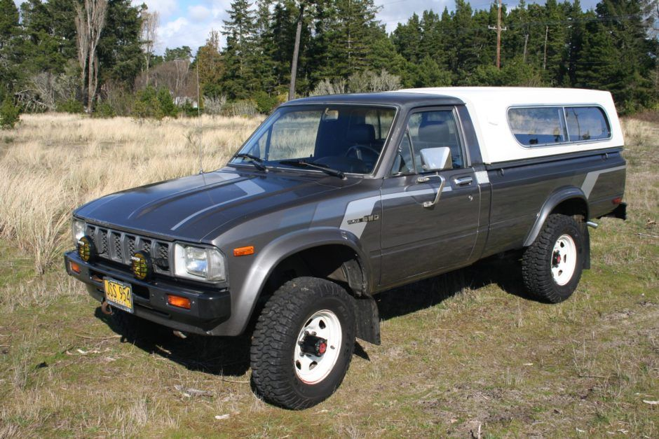 1982 Toyota Sr5 4x4 Pickup Classic Cars Toyota Pickup 4x4 Toyota