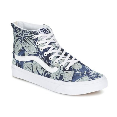 UA SK8-HI SLIM - TROPICAL LEAVES - CHAUSSURES - Sneakers & Tennis montantesVans Qtn8XheFS