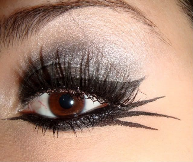 Cat Eye Makeup For Halloween Halloween Eye Makeup Cat Eye Makeup Halloween Cat Eye Makeup