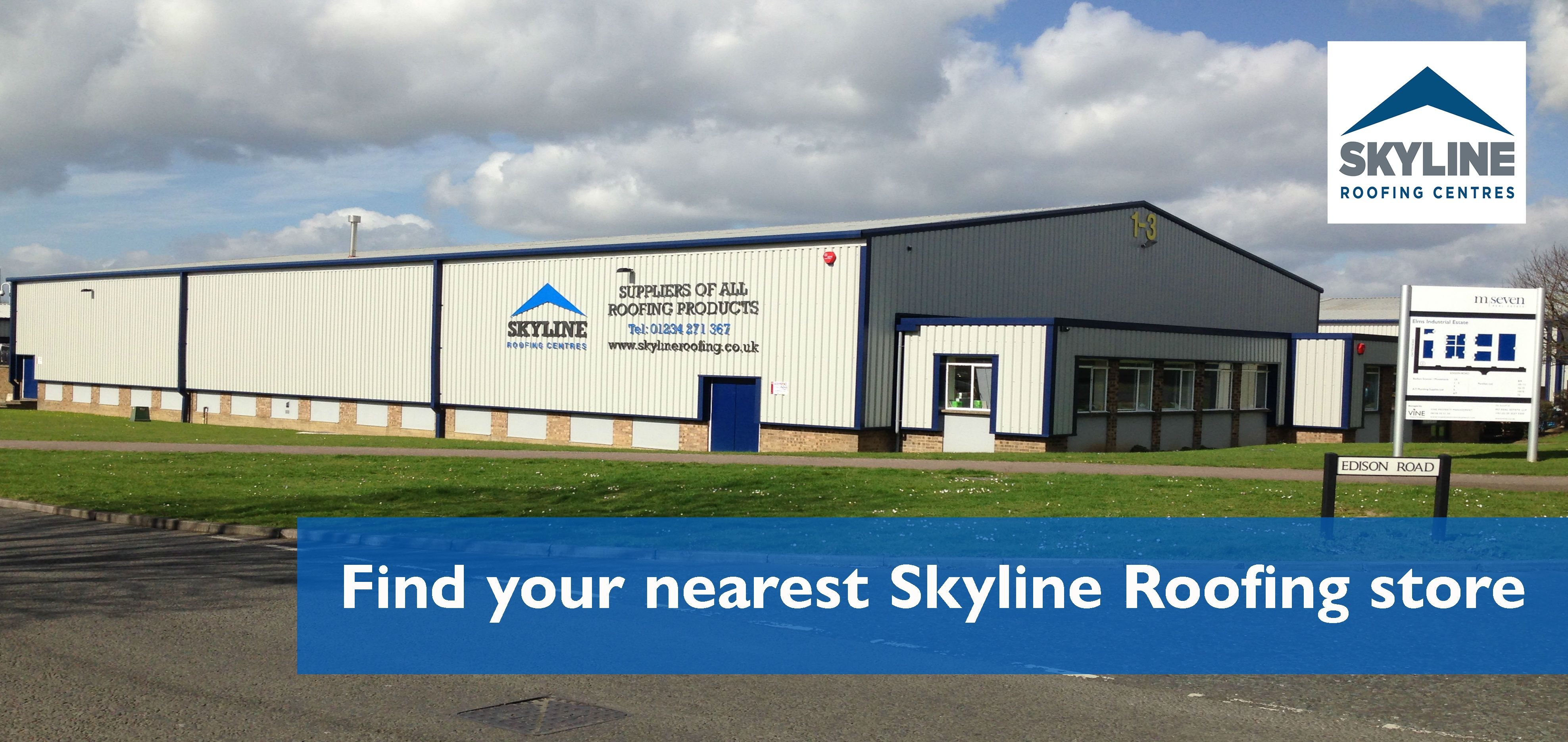 Roofing Supplies Roof Roofing Skyline Roof