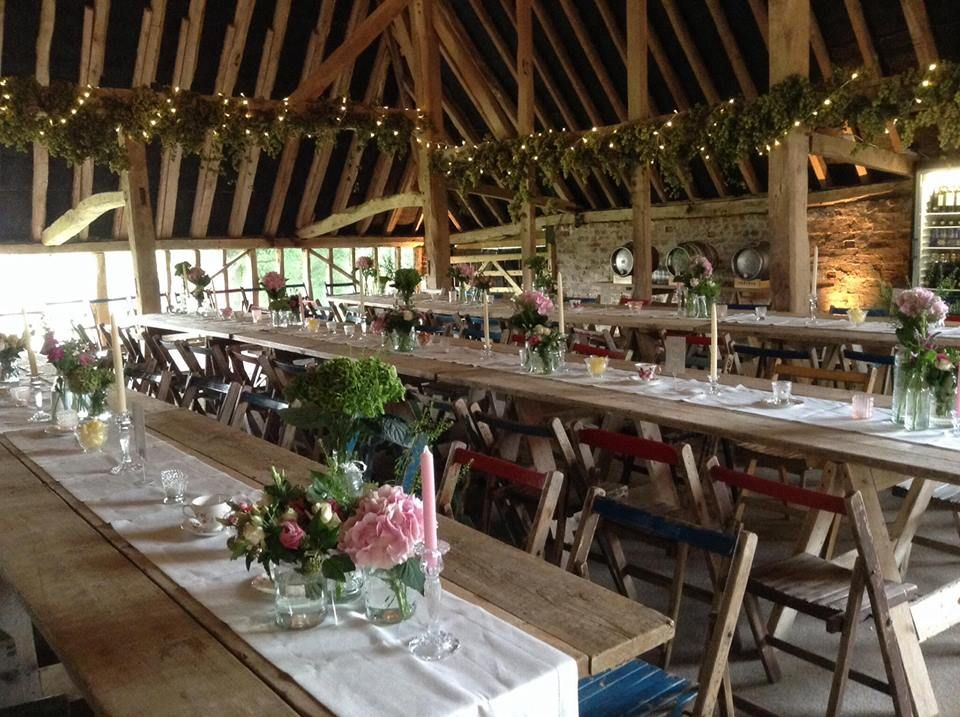 Wedding Venue - The Sussex Barn Hellingly, East Sussex ...
