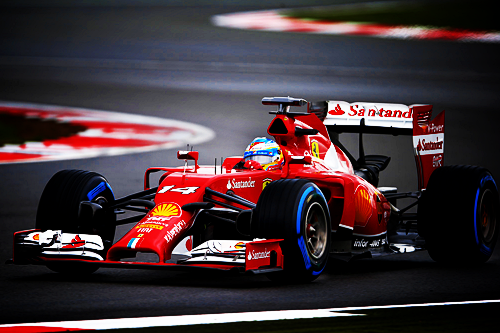 Alonsooo Formula Racing Ferrari Car And Driver
