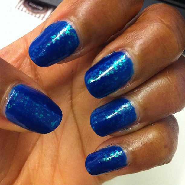 Butter London Artful Dodger and Nfu Oh flakie
