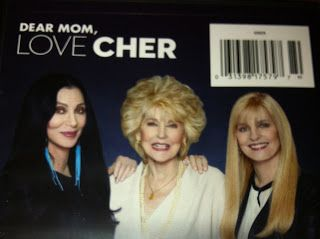 Run.Walk.FASTPASS.Repeat. Dear Mom Love Cher DVD Review
