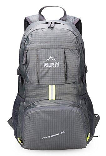 DURABLE. This Venture Pal Backpack is made with high quality tear and water  resistant material 7d84a4d397caf